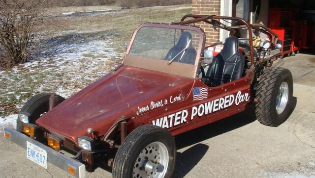 Επεισόδιο 7: Το υδροκίνητο αυτοκίνητο του Stanley Meyer