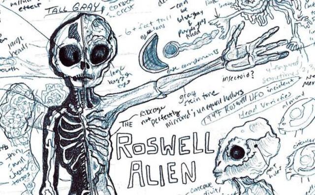 Επεισόδιο 24: UFOs στο Roswell