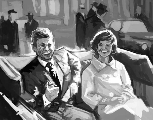 Επεισόδιο 27: Η δολοφονία του John F. Kennedy